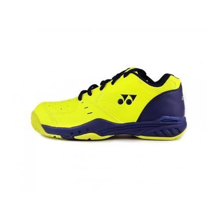 Dětská tenisová obuv Yonex PC Eclipsion Jr, yellow/navy