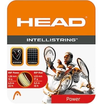 Tenisový výplet Head IntelliString 16L yw/bk