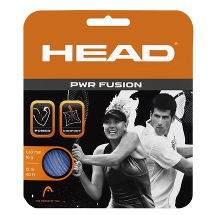 Tenisový výplet Head PWR Fusion 16, black