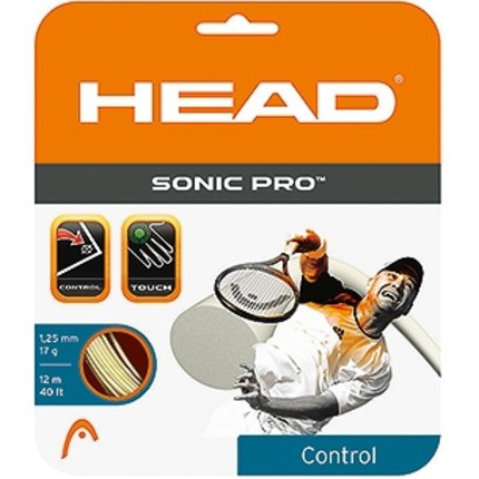 Tenisový výplet Head Sonic Pro 16, wh