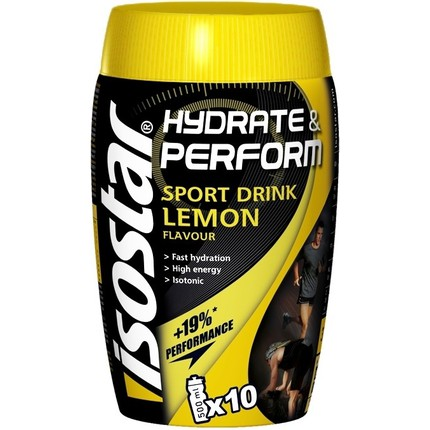 Isostar Hydrate a Perform prášek 400g Lemon