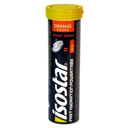Isostar Powertabs, orange