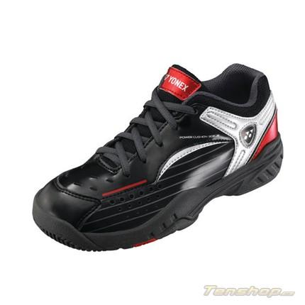 Dětská tenisová obuv Yonex SHT-308 Junior, black/red
