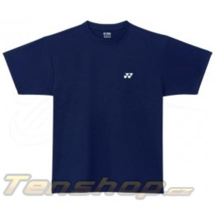 Pánské tričko Yonex 0010, dark blue