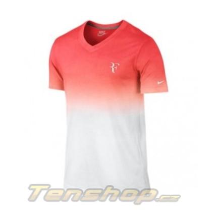 21ac81dd48e Pánské tričko Nike Roger Federer V-neck Tee - TENshop.cz