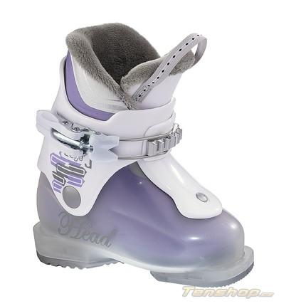 Lyžařské boty Head Edge J1 wh/pu 2012/13