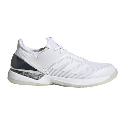 Dámská tenisová obuv Adidas Adizero Ubersonic 3, ftwr white