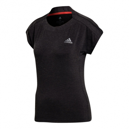 Dámské tenisové tričko Adidas Barricade Tee, black