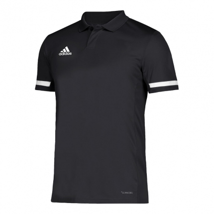 Pánské tenisové tričko Adidas T19 Polo, black
