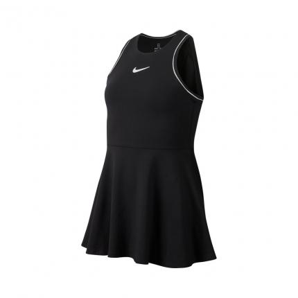 Dětské tenisové šaty Nike Court Dry Dress, black