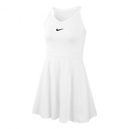 Tenisové šaty Nike Court Dry Dress, white