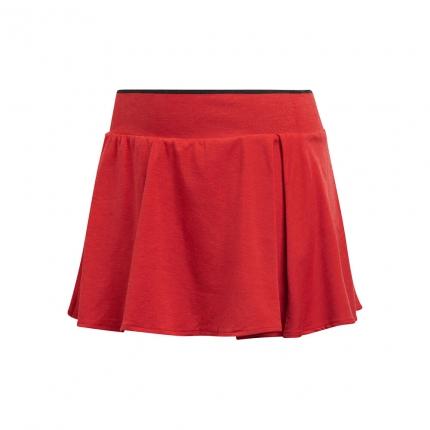 Tenisová sukně Adidas Barricade Skirt, scarlet