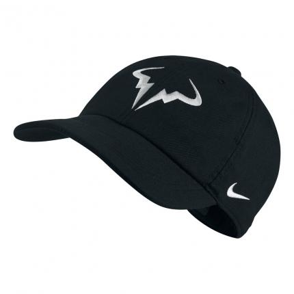 Tenisová kšiltovka Nike AeroBill H86 Rafa Tennis Hat, black