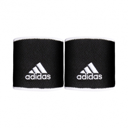 Potítka Adidas Wristband Small Unisex, black