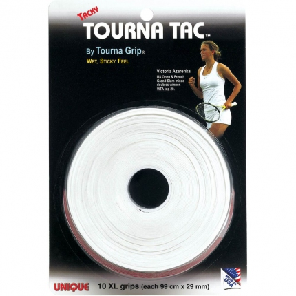 Omotávky Tourna Tac XL 10er, white