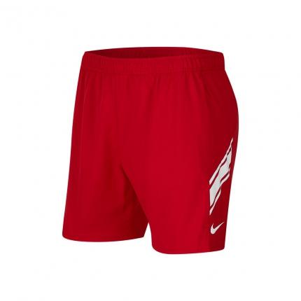 Pánské tenisové kraťasy Nike Court Dry 7 Inch Tennis Short, gym red