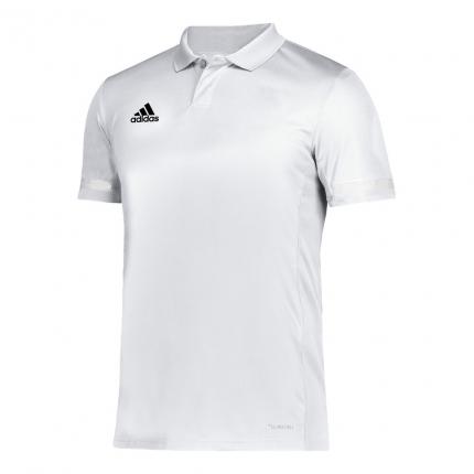 Pánské tenisové tričko Adidas T19 Polo, white