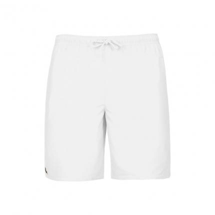 Pánské tenisové kraťasy Lacoste Quartier Short, white