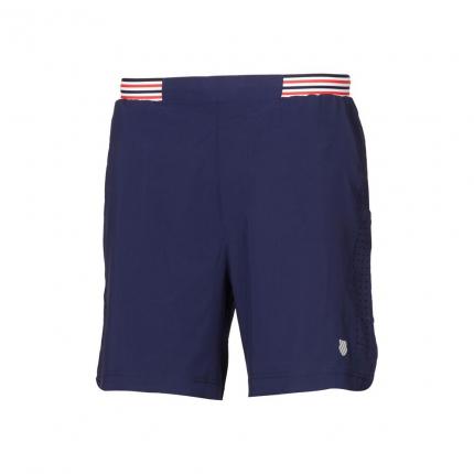 Pánské tenisové kraťasy K-Swiss Heritage 8 Inch Short, navy