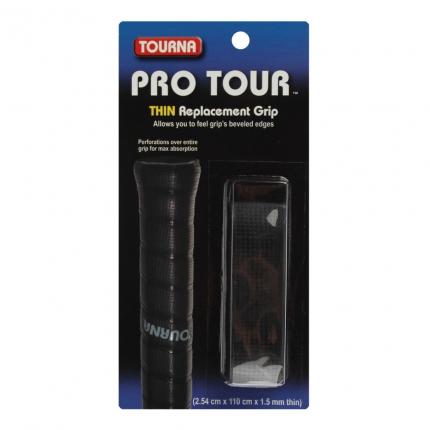 Základní grip Tourna Pro Tour Grip, black