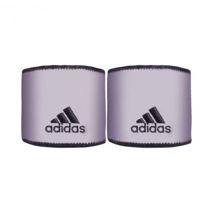 Potítka Adidas Wristband Small Unisex, purple tint