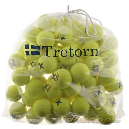 Tenisové míče Tretorn X Trainer, pytel 72 ks