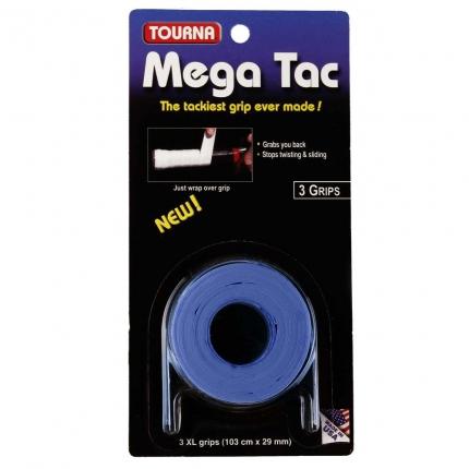 Omotávky Tourna Mega Tac 3er, blue