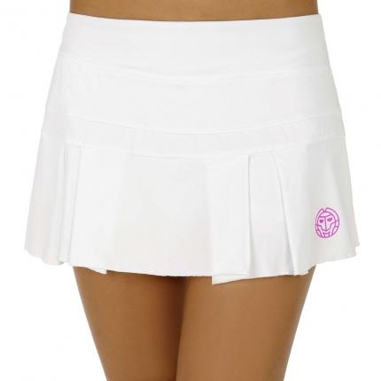 Tenisová sukně Bidi Badu Liza Tech Skort, white