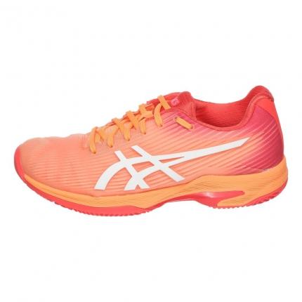 Dámská tenisová obuv Asics Solution Speed FF Clay, mojave