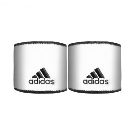 Potítka Adidas Wristband Small Unisex, white/black