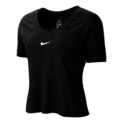 Dámské tenisové tričko Nike Court Dri-Fit T-Shirt, black