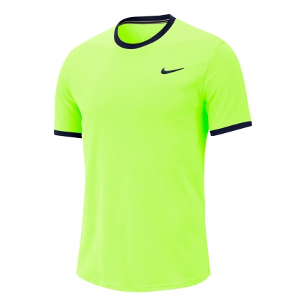 Pánské tenisové tričko Nike Court Dri-Fit T-Shirt, ghost green