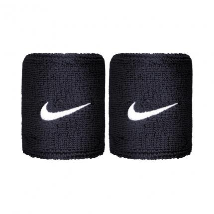 Potítka Nike Swoosh Wristbands 2er, obsidian