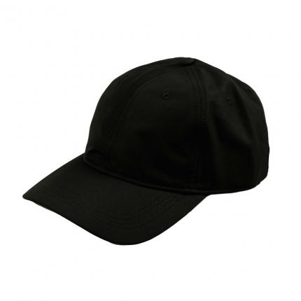 Tenisová kšiltovka Lacoste Basecap, black