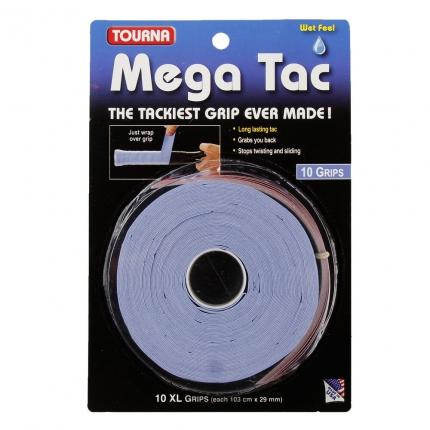 Omotávky Tourna Mega Tac 10er, blue