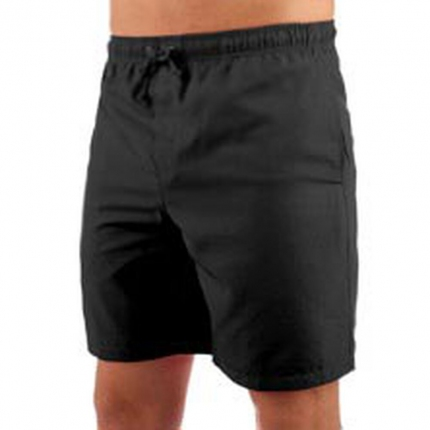Pánské tenisové kraťasy Lacoste Quartier Short, black