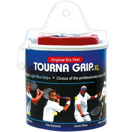 Omotávky Tourna Grip XL 30er, blue