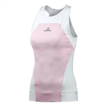 Dámské tenisové tílko Adidas Stella McCartney Barricade Tank, light pink