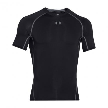 Pánské tričko Under Armour Heat Gear Sonic Shortsleeve Tee, black