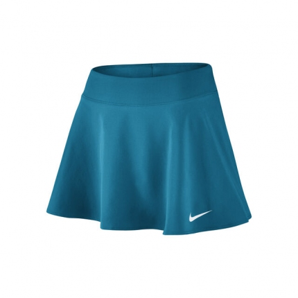 Tenisová sukně Nike Court Tennis Skirt, neo turqiose