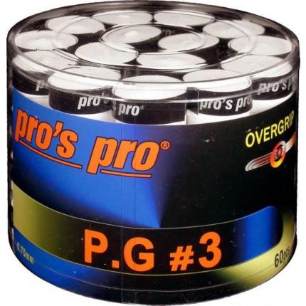Omotávky Pros Pro P.G. 3, 60 ks, white