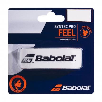 Základní grip Babolat Syntec Pro, white