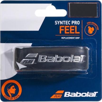 Základní grip Babolat Syntec Pro, black