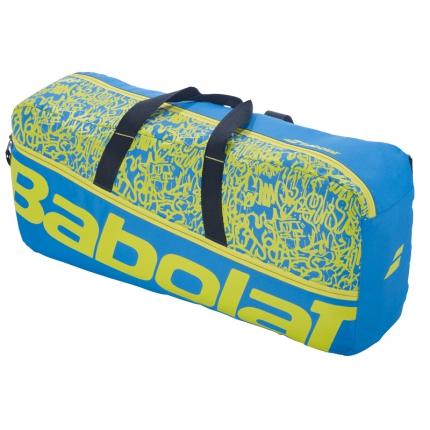 Tenisová taška Babolat Duffle M Classic 2020, blue