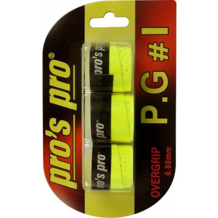 Omotávky Pros Pro P.G. 1, 3 ks, yellow