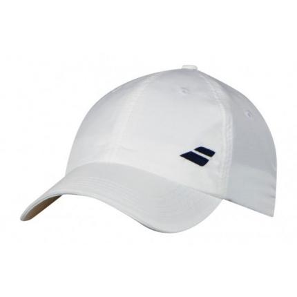 Tenisová kšiltovka Babolat Basic Logo Cap, white