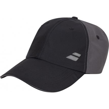 Tenisová kšiltovka Babolat Basic Logo Cap, black