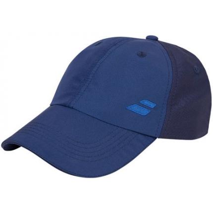 Tenisová kšiltovka Babolat Basic Logo Cap, blue