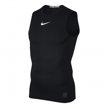 Pánské kompresní tílko Nike Pro Top, black