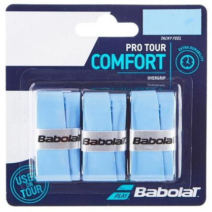 Omotávky Babolat Pro Tour X3, blue